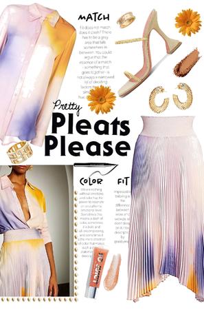 Pretty Pleats