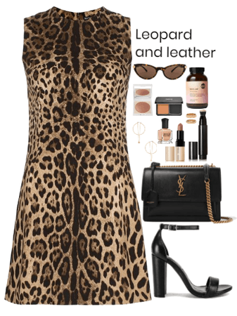 Leopard and Leather