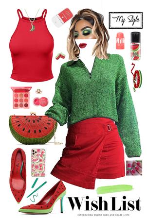 watermelon Wish List