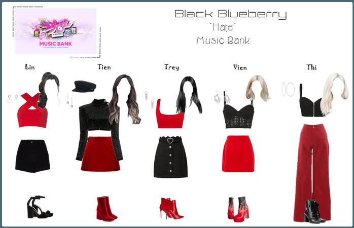 (BB) 'Hate' Music Bank