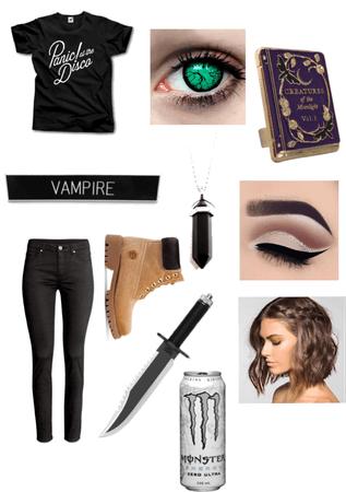 Vampire of NYC