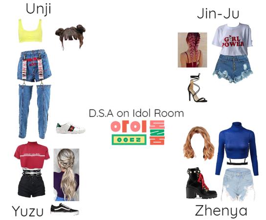 Idol Room || D.S.A