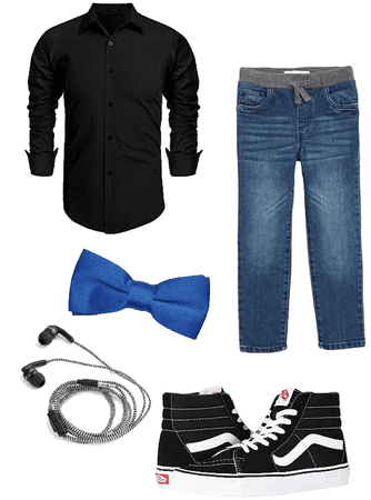 Ring Security Outfit #1