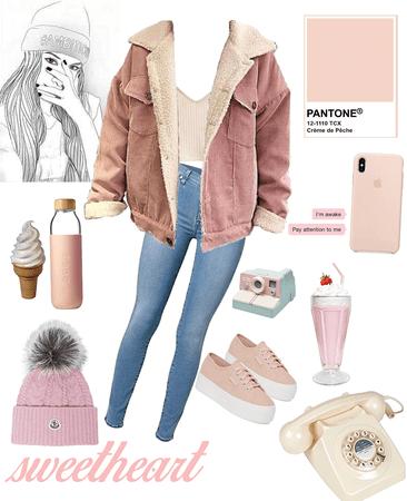 #light pink vibes💅🏼
