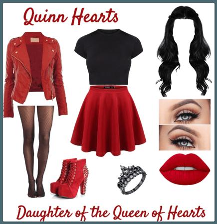 Quinn Heart OC