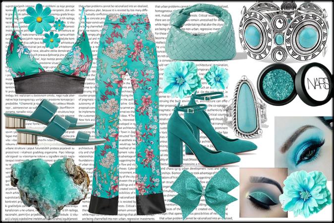 #22 turquoise