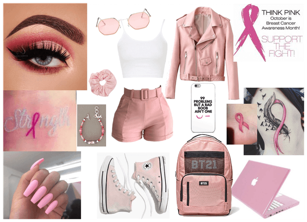 Why do you wear pink?