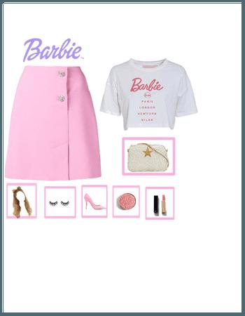 I'm a Barbie girl , in a Barbie world