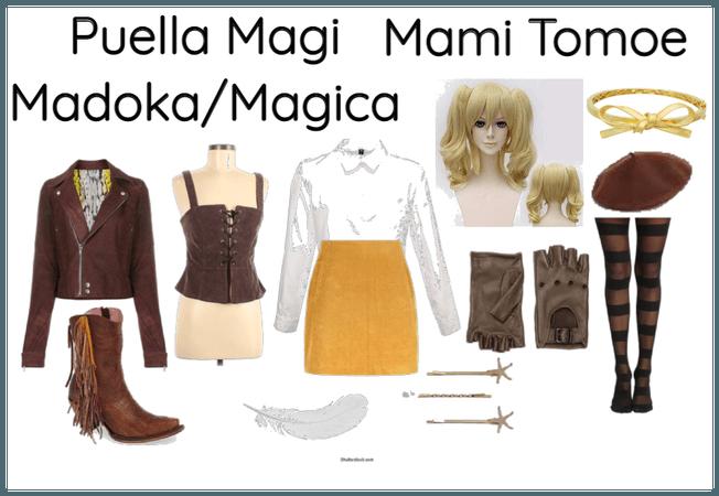 Mami Tomoe (Puella Magi Madoka Magica)