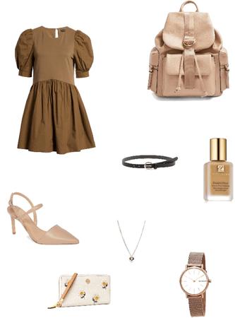 feminim outfit