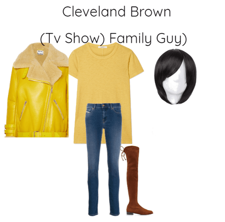 Cleveland Brown (Family Guy)