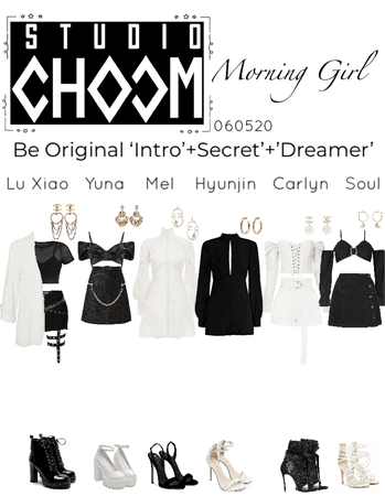 Studio Choom- Be Original Morning Girl