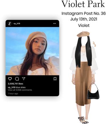 Violet Park   Instagram Post No. 36