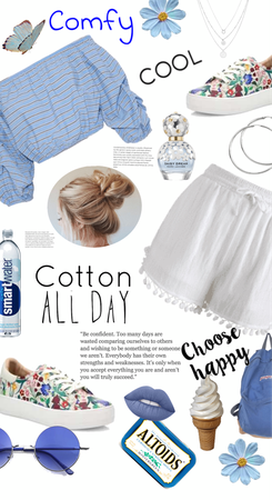 Comfy Cool Cotton All Day