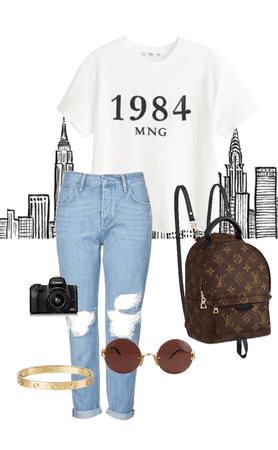 summer tourist