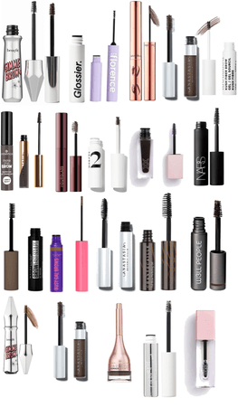 brow & makeup 3/4