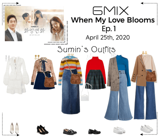 《6mix》When My Love Blooms - Ep. 1