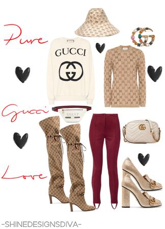 Pure Gucci Love