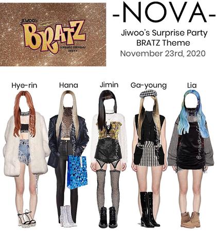 -NOVA- Jiwoo's Surprise Party