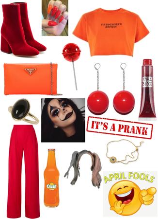 Fashionable Prankster