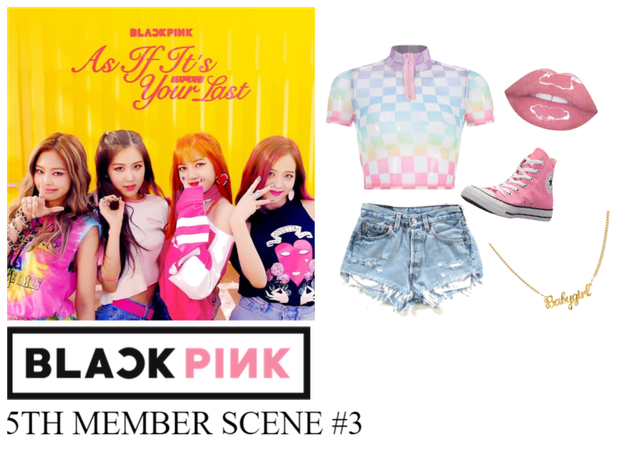 BLACKPINK 5th Member Scene #3