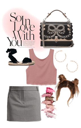 pink and girly