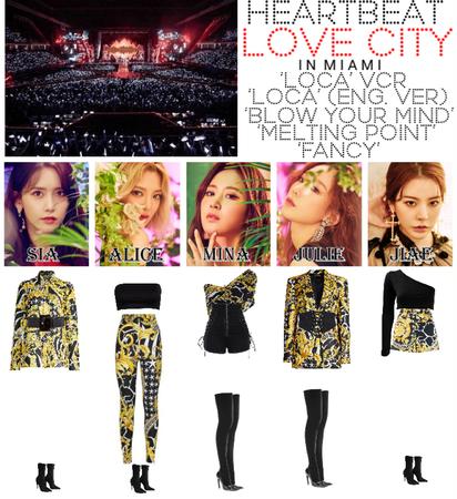 [HEARTBEAT] LOVE CITY IN MIAMI   LOCA