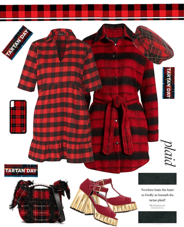 Best Trend of 2019 - Winter Tartan