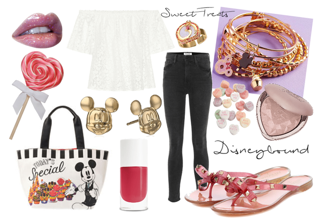 Disney Outfit Sweet Treats