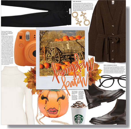 pumpkin patch fun 🎃