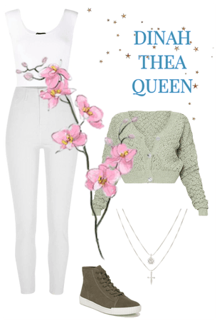 DINAH THEA QUEEN- OUTFIT #11