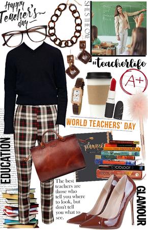 World Teacher Day Inspired