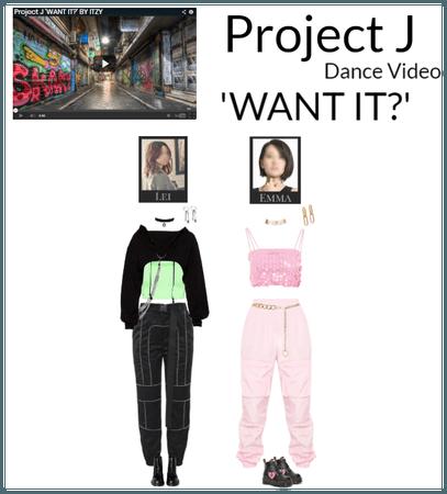 Project L 'WANT IT?'
