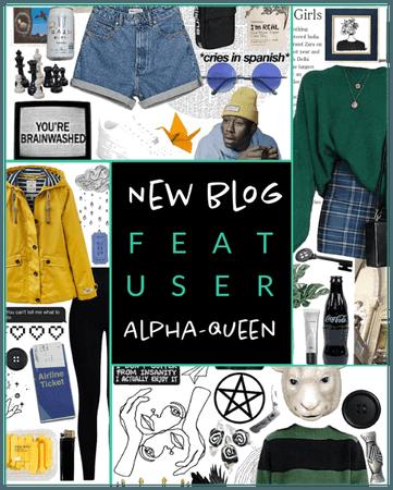 New featured user @alpha-queen