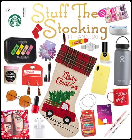 Stuff The Stocking!🎄🎁