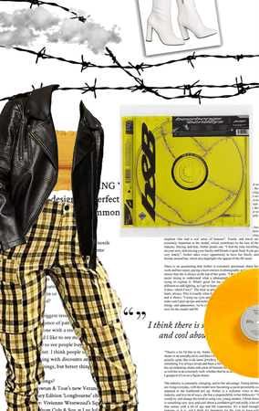 if a song were an outfit (pt 5) a series