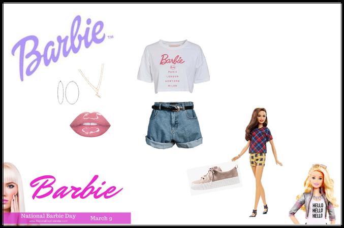 Style Barbie
