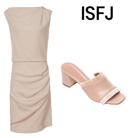 ISFJ casual dress