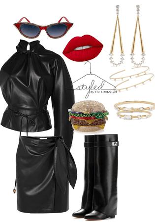 Glam Burger