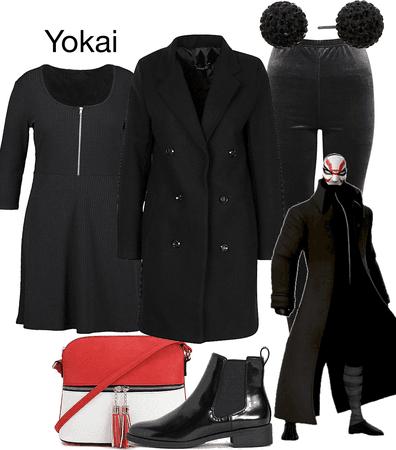 Yokai-Big Hero 6
