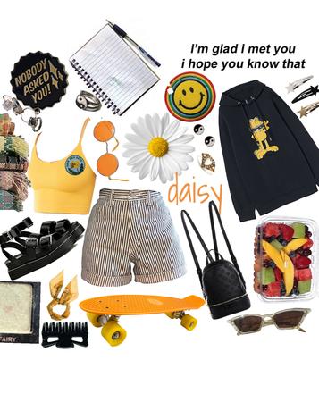 daisy as a person