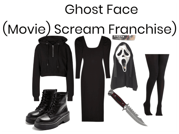 Ghost Face (Scream Franchise)