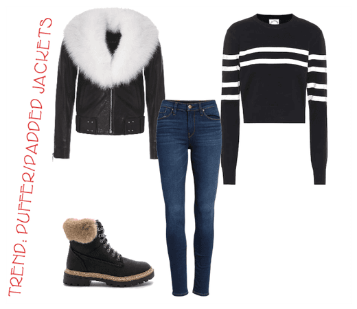 TREND: PUFFER/PADDED JACKETS