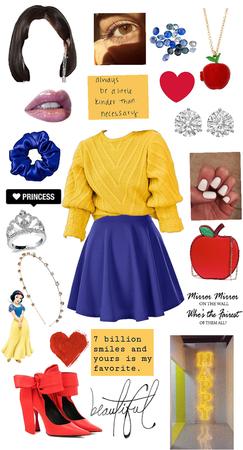 Princess style: Snow White