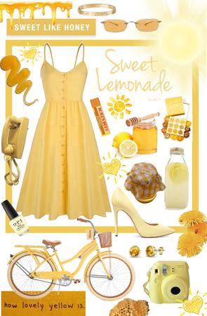 Lemonade and Honey