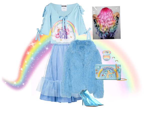 Rainbow Dash Halloween Costume