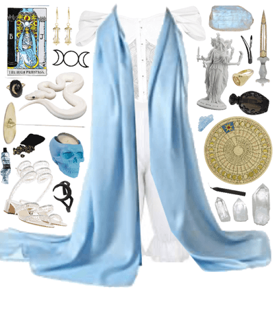 II: THE HIGH PRIESTESS