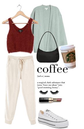 quick coffee run