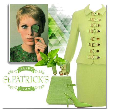 Go Green: St. Pats Day