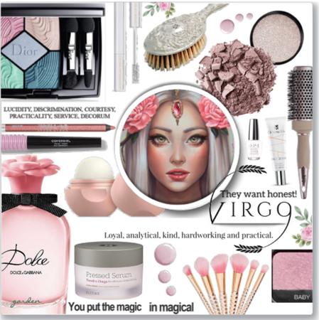 Virgo Beauty Routine